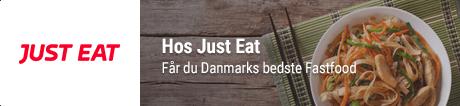 Find din Just Eat rabatkode her